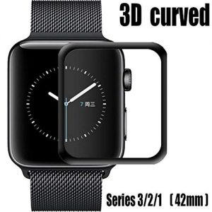 Apple Watch Screen Protector 42mm,Tempered Glass Screen Protector series 1 2 3
