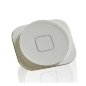 iPhone 5 Home Button Cap Only White