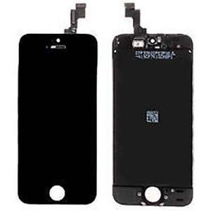 iPhone 5C LCD + Touch Screen Digitzer Black