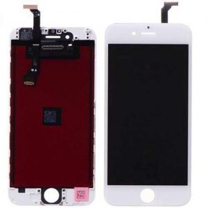 iPhone 6 Plus LCD + Touch Screen Digitzer White