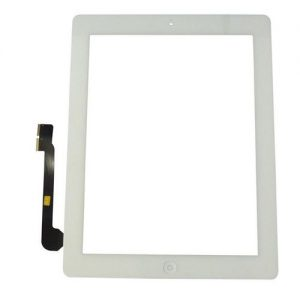 iPad 3 Digitizer Screen Assembly White
