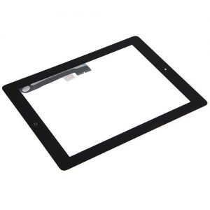 iPad 4 Digitizer Screen Assembly Black