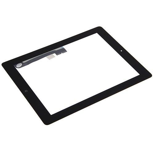 iPad 4 Digitizer Screen Assembly Black