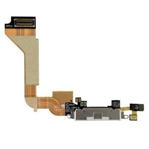 iPhone 4 Charging Port White