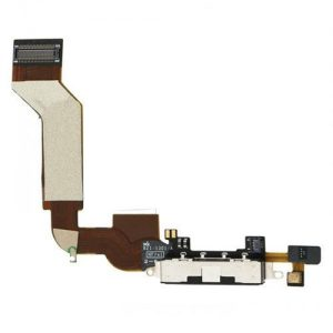 iPhone 4S Charging Port Black