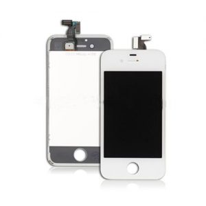 iPhone 4S LCD + Touch Screen Digitzer White