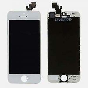 iPhone 5 LCD + Touch Screen Digitzer White