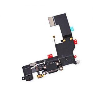 iPhone 5S Charging Port Black