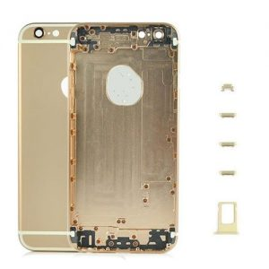 iPhone 6 Back Metal Housing Gold