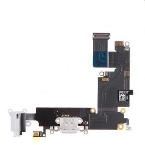 iPhone 6 Plus Charging Port White