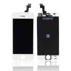iPhone SE: LCD + Touch Screen Digitzer – White