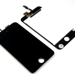 iPod Touch 4 LCD + Touch Screen Digitizer Black