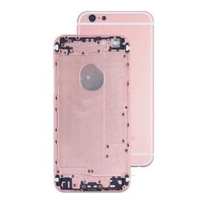 New Replacement Metal Back Housing Cover Case for iPhone 6 Rose Gold