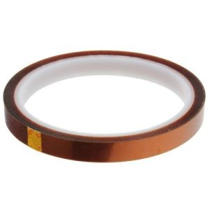 Heat Resistant Kapton Tape 10mm