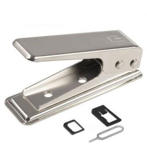 Nano Sim Card Cutter