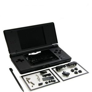 Nintendo DS Lite Full Housing Black