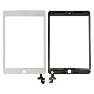 iPad Mini 3 with IC Chip Digitizer Screen White