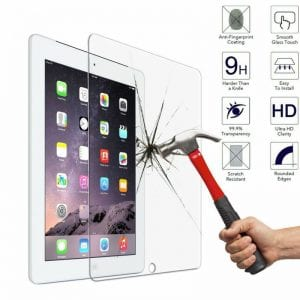 iPad Mini 4 Mini 5 Screen Protective Tempered Glass