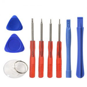 iPhone 4 5 5C 5S 6 6s 7 8 Plus Repair Opening Pry Tool Kit Screwdriver Set