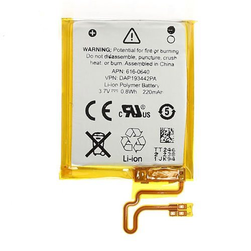 iPod Nano 7th Battery