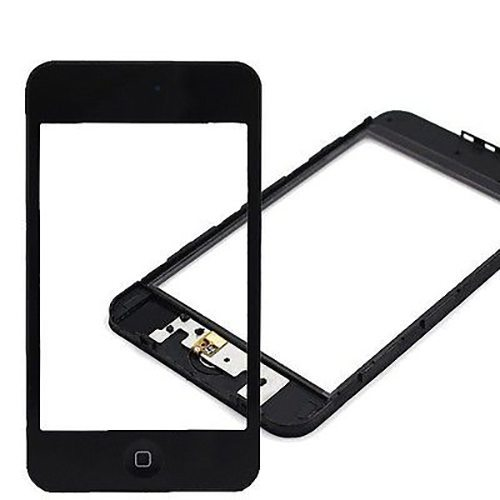 iPod Touch 2nd Digitizer Assembly Black