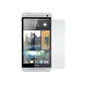 HTC One M7 Tempered Glass