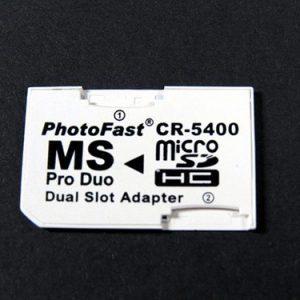 Micro Dual SD Card