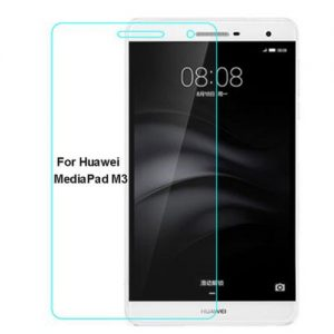 huawei m3 8.4 tempered glass