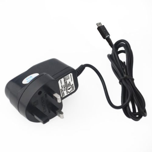wall charger for nintendo ds lite mbi tech parts. Black Bedroom Furniture Sets. Home Design Ideas