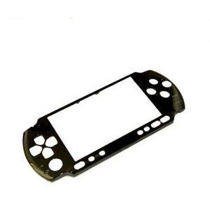 PSP3000 Front Plate Black