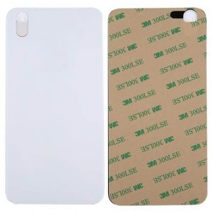 iPhone X Glass Battery Back Cover Replacement White