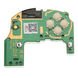 Wifi Version Left Keyboard PCB Circuit module Board switch button keypad for PSV1000 PS Vita 1000