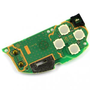 Wifi Version Right Keyboard PCB Circuit module Board switch button keypad for PSV1000 PS Vita 1000