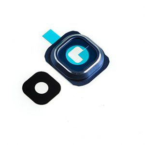 Samsung Galaxy S6 Camera Lens and Bezel Replacement - Black