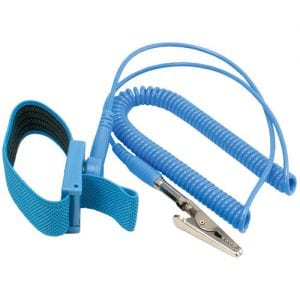 Anti-Static WristBand Strap ESD Grounding Wrist Strap Prevents Static Build-Up