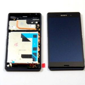 Sony Xperia Z3 LCD Touch Screen C/w Frame Assembly