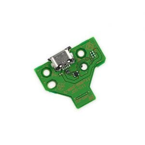 PS4 Controller Micro USB Charging Port Socket Circuit Board JDS-011 12 Pin