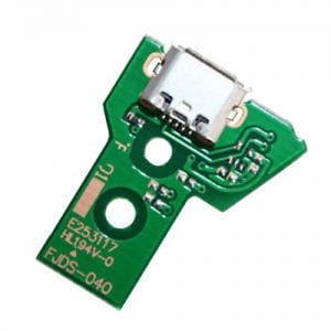 PS4 Controller Micro USB Charging Port Socket Circuit Board JDS-040 12 Pin