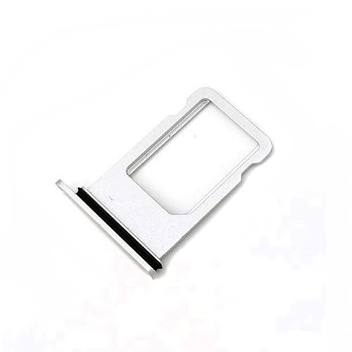 promo code edbcb 8e202 iPhone 7 Sim Card Tray - Silver