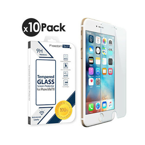iPhone protective tempered glass mixed models