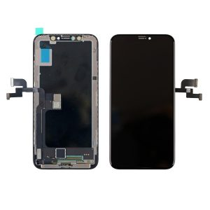 iPhone X Replacement LCD Screen Black