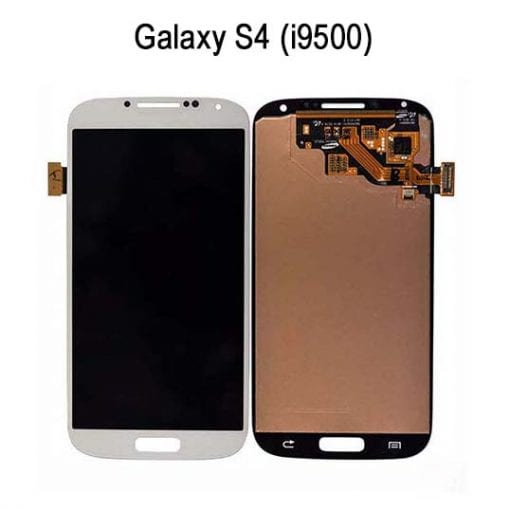 Samsung Galaxy S4 i9500 replacement LCD Touch Screen Digitizer white