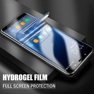 iPhone 6 6S 7 8 Plus X XS XR XS Max Hydrogel Full body Protective Cover Self Repair