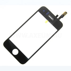 iPhone 3G Replacement Touch Screen Digitizer Black
