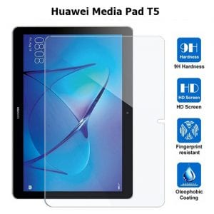 Huawei Mediapad 10.0 T5 Protective Tempered Glass 9H Screen Protector