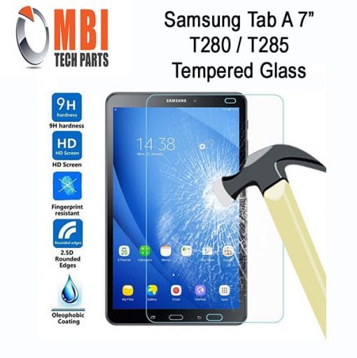 Samsung GALAXY Tab A 7.0 T280 T285 Tempered Protective Protector Glass