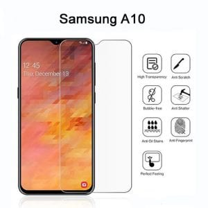 Samsung Galaxy A10 Tempered Protective Protector Glass
