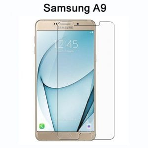 Samsung Galaxy A9 Tempered Protective Protector Glass W