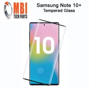 Samsung Galaxy Note 10 Plus Pro Tempered Protective Protector Glass E