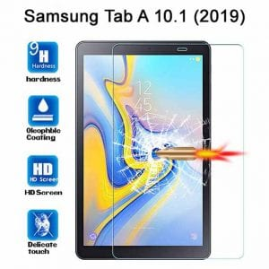 Samsung Galaxy TAB A 10.1 Tempered Protective Glass SM-T510 SM-T515 W